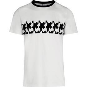 ASSOS Signature RS Grips Summer T-Shirt Men holy white